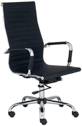 41kgV6BXWeL - High Back Executive Leather Ergonomic Office Desk Computer Chair O10