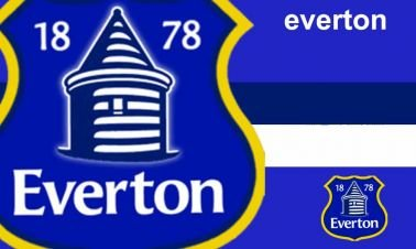 Everton Fc Crest (Everton FC Crest Flag)