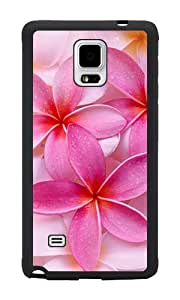 Tropical Plumeria - Case for Samsung Galaxy Note 4
