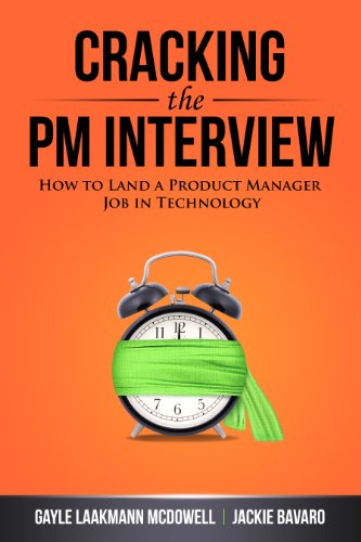 Pdf Computers Cracking the PM Interview: How to Land a Product Manager Job in Technology