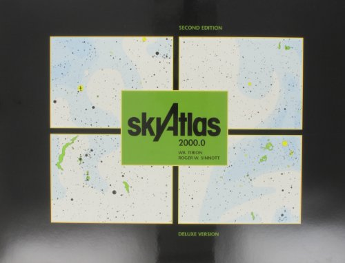Sky Atlas 2000.0, 2nd Deluxe Laminated Version