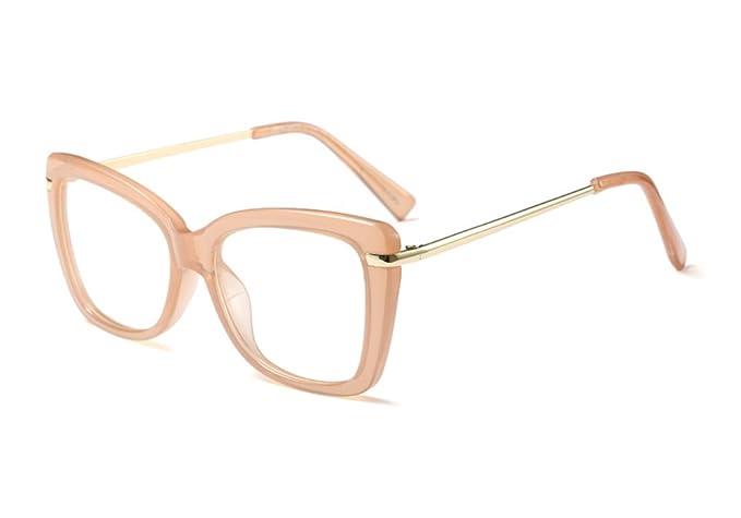 Amazon.com: Mariposa Montura de las anteojos moda ...