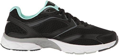 Ryka Womens Propel 3D Pro Walking Shoe Charcoal/Black