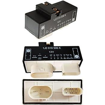 Amazon Com C157 00 08 Vw Fan Control Unit Module Oem