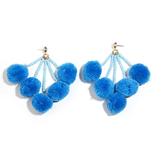 Women Earings Drop Earrings Yellow Tassel Christmas Earrings Women Small Wedding Statement Earings Jewelry - And Online Outlet Tiffany Co