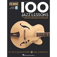 John Heussenstamm/Paul Silbergleit: 100 Jazz Lessons (Book/Online Audio)