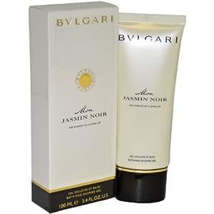 Amazon.com : Bvlgari Mon Jasmin Noir, Shower Gel, 3.4