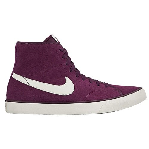 Nike Women's Primo Court Mid Suede Fashion Sneakers (8)