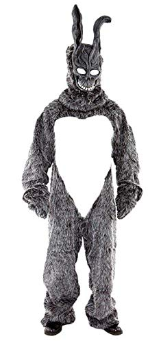 Paper Magic Men's Donnie Darko Adult Frank The Bunny Costume And Mask,Darko,One Size -