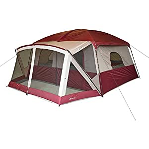 Ozark Trail 12 Person Cabin Tent With Screen Porch Tents