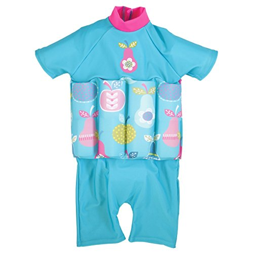 - Splash About Collections UV Sun Protection Float Suit with Adjustable Buoyancy (Tutti Frutti, 1-2 Years (Chest: 51cm | Length: 37cm))