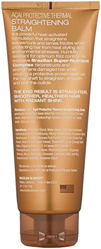 Buy hair product for straightening hair