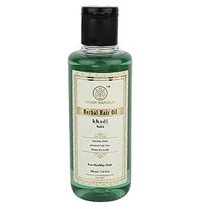 KHADI - Hair Growth Oil Tulsi Oil - 210ml 42