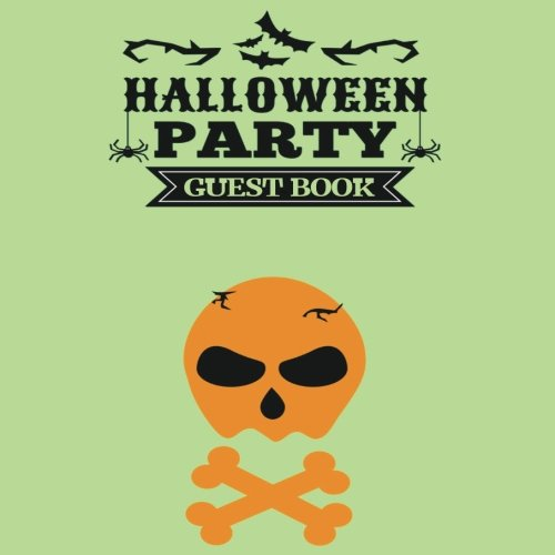 Guest Book Halloween Party: Guest Book Halloween Party V17