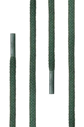 Lunghezza Cm Verde Diametro Resistente Strappi Da Scarpe Di Mm Ficchiano 3 Per Scuro In 45 Pelle 2 Cerati 120 Lacci Tondi Agli Lavoro Premium xZHUP4x