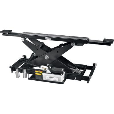 - BendPak Sliding Four-Post Bridge Jack - 7,000-Lb. Capacity, Model# RJ-7 - Bridge Micrometer