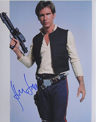 with Star Wars Photos & Autographs design