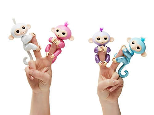 Игра Fingerlings - Interactive Baby