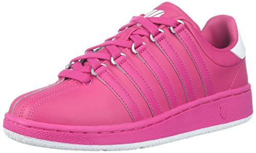 free shipping pay with visa cheap sale get to buy K-Swiss Women's Classic Vn Sneaker Beetroot Purple/White aJdrWg