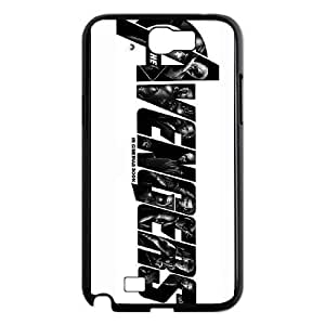 The Avengers Logo Samsung Galaxy Note 2 7100 Black Cell Phone Case TAL858168 Fashion Phone Cases