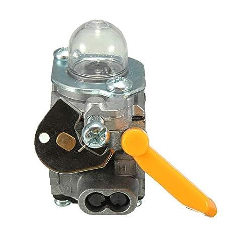 RENCALO Carburador Carb Primer Bombilla para Homelite Ryobi ...