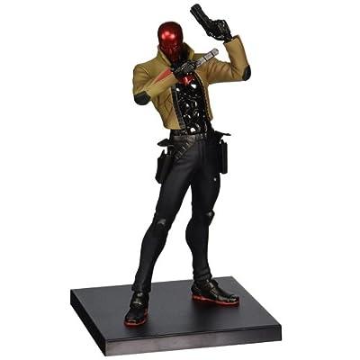 Kotobukiya DC Comics Red Hood ArtFX+ Statue: Toys & Games