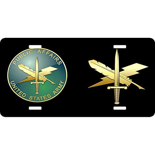 U.S VETERAN USAF MILITARY Chrome Metal Heavy License Plate Frame Tag Border