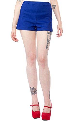 Sourpuss-Sweetie-Pie-Shorts-Blue