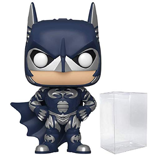 Pop! Heroes Batman 1997 80th Anniversary Pop! Vinyl Figure (Includes Compatible Pop Box Protector Case)