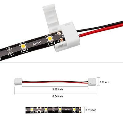 Lahoku RGB Light Strips Remote Controller for DC 12V 24V 5050 3528 2835 4-pin Light Strips