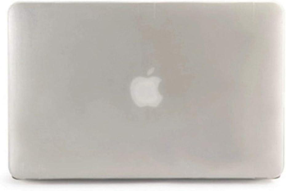 Tucano Nido Hardshell Laptop Case for Men and Women, Macbook Pro 13 inch, Transparent