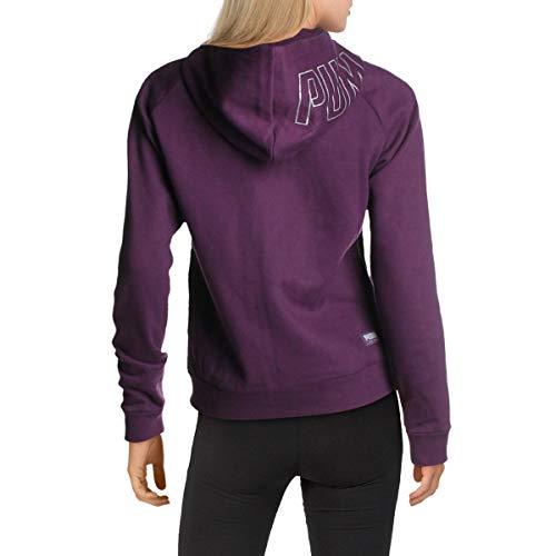 PUMA Womens Sweatshirt Fitness Hoodie