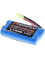 Danchee 12225TA 7.4V 1500mAh Battery with Small Tamiya Plug