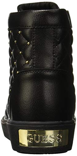 black Zapatillas Black Mujer Grace Negro Guess Altas Para WqUYnnp1