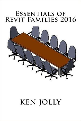 Essentials of Revit Families 2016: Ken Jolly: 9781517055400: Amazon