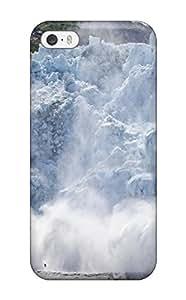 Tough Iphone UoXDFuS33hiNIE Case Cover/ Case For Iphone 5/5s(glacier) wangjiang maoyi