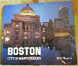Boston City of Many Dreams, Outlet Book Company Staff and Random House Value Publishing Staff, 051743637X