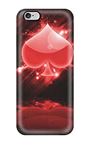 Best 3507713K55506344 New Arrival Iphone 6 Plus Case Poker Case Cover