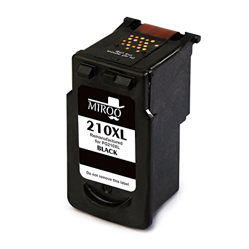 MIROO Remanufactured Canon PG-210XL CL-211XL Ink Cartridge Combo, Use on Canon PIXMA MP495 MP280 MP250 MP490 MP480 IP2702 MP230 MX410 MX420 MX340 MP270 MP240 MX350 MX330 MX320 MP499 IP2700 MX360 MX410 Photo #3