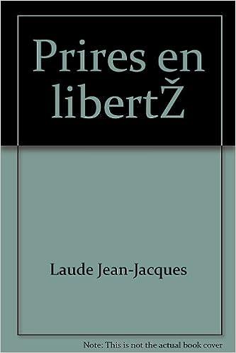 Google book téléchargeur complet Prières en liberté PDF FB2 iBook