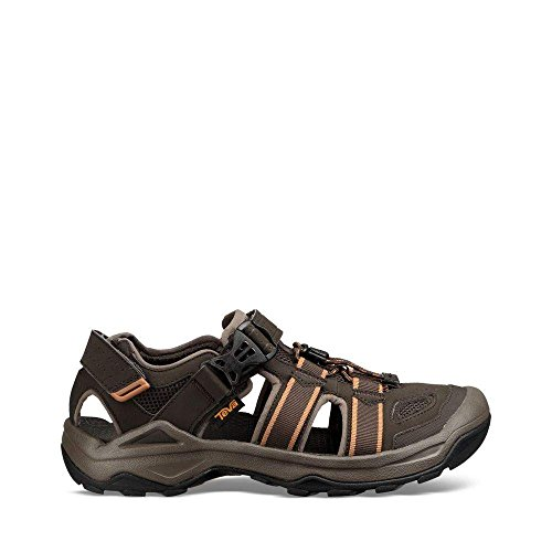 Shoes Teva Water (Teva Men's M Omnium 2 Sport Sandal, Black Olive, 10.5 M US)