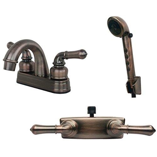 rv bathroom shower faucets - 5