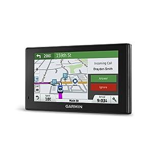 "Garmin 010-N1540-01 DriveSmart 60LMT GPS Navigator, 6.1"" - (Certified Refurbished)"
