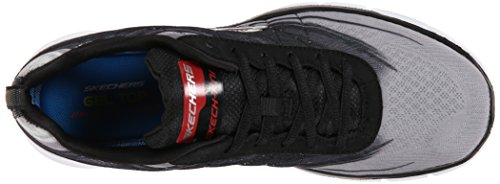 51507 Equlizer SKECHERS gray Light black light Up Gray Split Black F7qdqwt