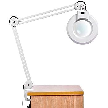 Amazon Com V Light Magnifying Lamp Task Lamp Black