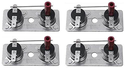 SUBURBAN MFG 232306 Water Heater Thermostat Switch (4)
