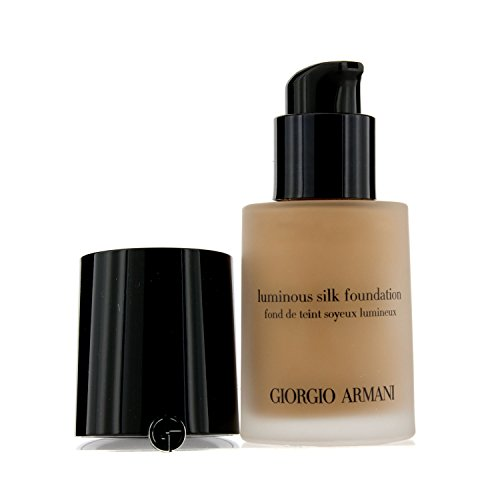 - Giorgio Armani Luminous Silk Foundation - # 8 Caramel 30ml/1oz