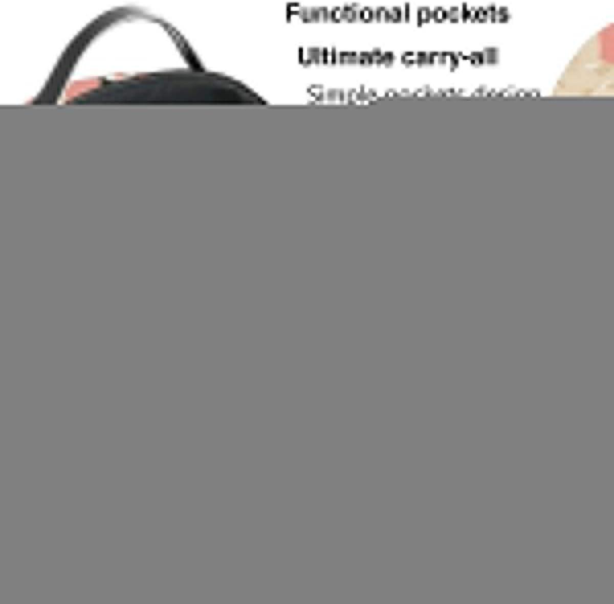Golden Retriever Sushi Dogs Cute Orange White Side Themed Casual Shoulders Backpack Travel Mini Bookbag Book Back School Bag For Girls Boy Women Men Merchandise