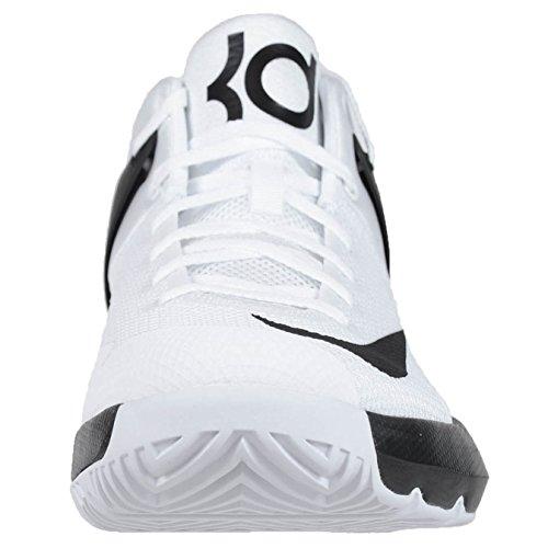 NIKE Männer KD Trey 5 IV Basketballschuh Weiß schwarz