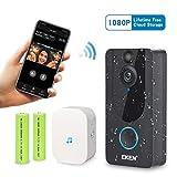 Best Camera Doorbells - EKEN Smart Wireless WiFi Video Doorbell 1080p Cloud Review